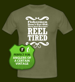 Reel Tired Khaki